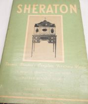 Storey, Walter Rendell: Thomas Sheraton's Complete Furniture Works, pub. New York 1946, b/w