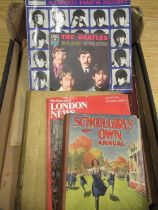 The Beatles - A Hard Days Night (PMC 1230), Parlophone mono recording, The Beatles - Hey Jude &