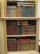 Bindings, Victorian and later: Histoire Memoires of De Segur, 5 vols, Birks Works (9), Walpole's