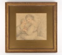 Property of a deceased estate - Francesco Bartolozzi R.A. (1727-1815), attributed to - COURTING