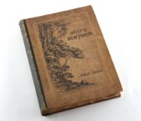Property of a gentleman - 'The New Forest Its History And Its Scenery' - artist's edition, with 12