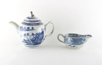 Property of a lady, a private collection formed in the 1980's and 1990's - an 18th century Chinese