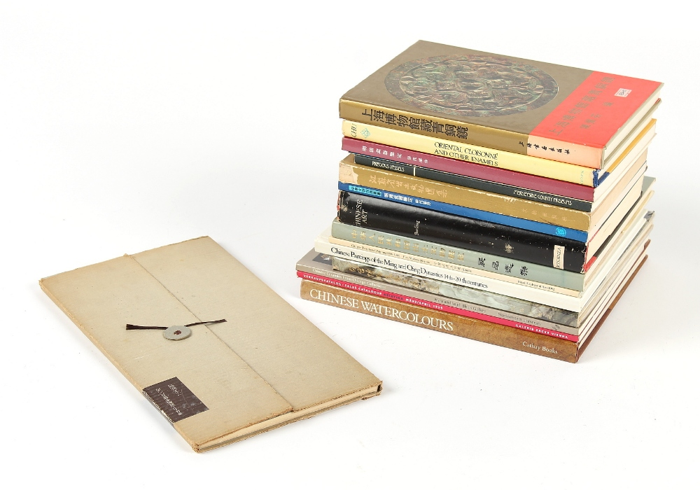 Property of a lady, a private collection formed in the 1980's and 1990's - a quantity of books &