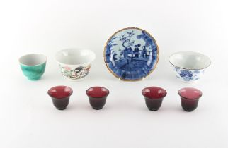 Property of a lady, a private collection formed in the 1980's and 1990's - a group of four