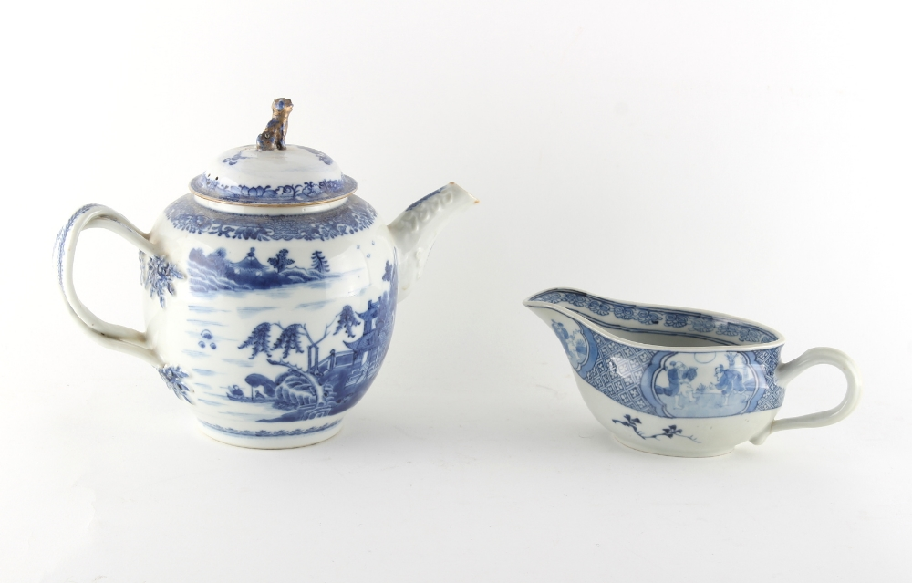 Property of a lady, a private collection formed in the 1980's and 1990's - an 18th century Chinese - Image 2 of 2