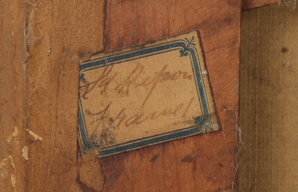 Property of a lady - English school (late 18th / early 19th century) - PORTRAIT OF A YOUNG GENTLEMAN - Image 3 of 4