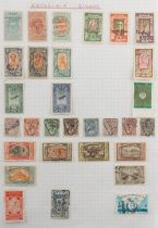 Stamps - World: In eleven loose-leaf binders with some better Germany, China, Thailand, etc. (many