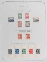 The Basil Lewis (1927-2019) collection of stamps - Argentina: 1926 Postal centenary essays (13,