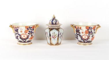 Property from the estate of the late Lady Betty Shackleton (1913-2018) - a pair of 19th century