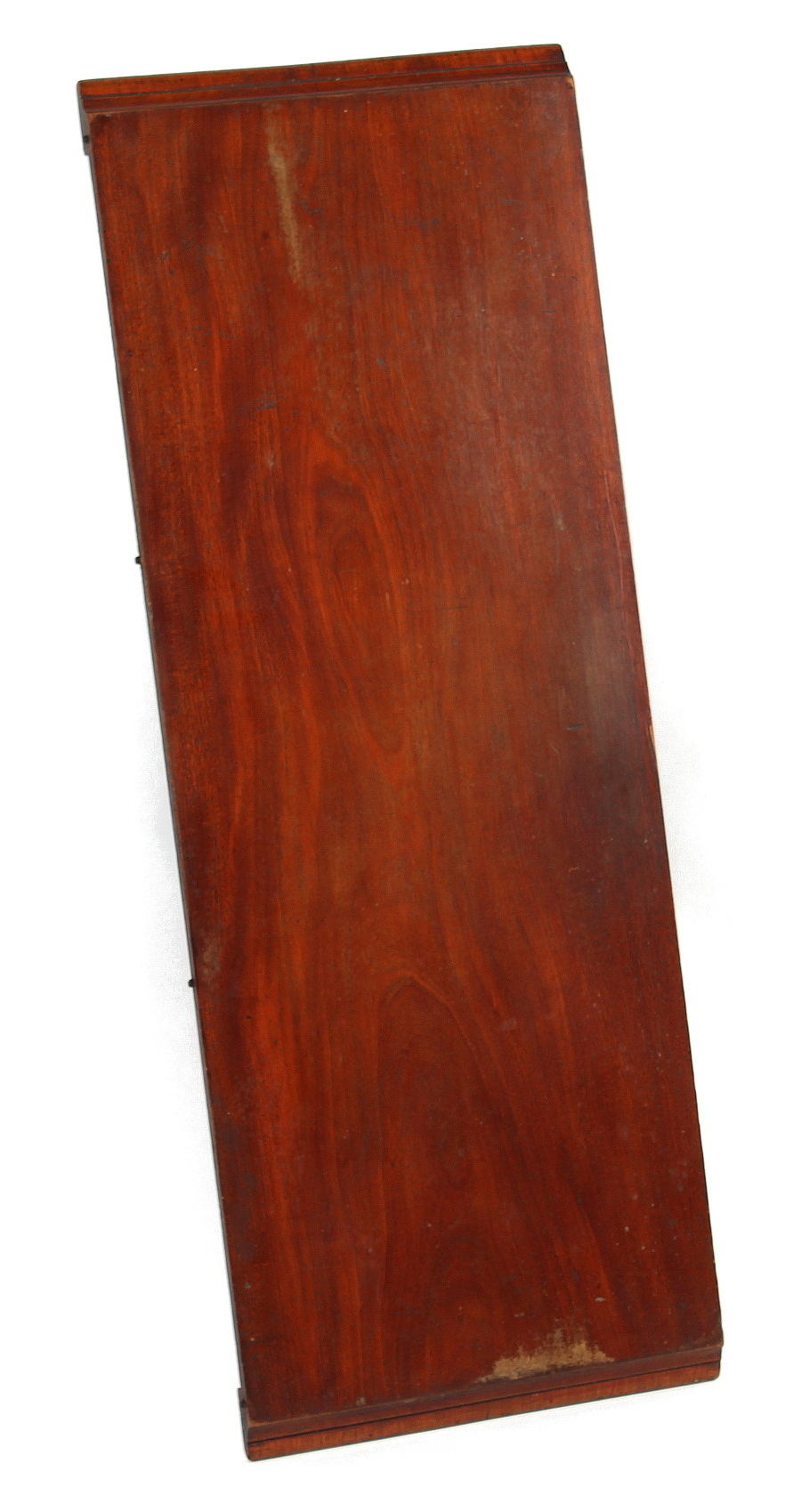 Property of a gentleman - a Victorian mahogany telescopic wind-out extending dining table with one - Image 2 of 2