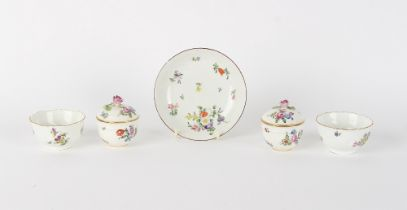 Property from the estate of the late Lady Betty Shackleton (1913-2018) - an 18th century Meissen