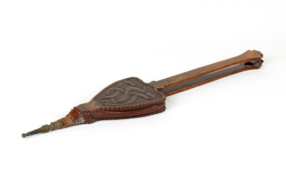 Property from the estate of the late Julian Bream (1933-2020) - a pair of late 19th / early 20th