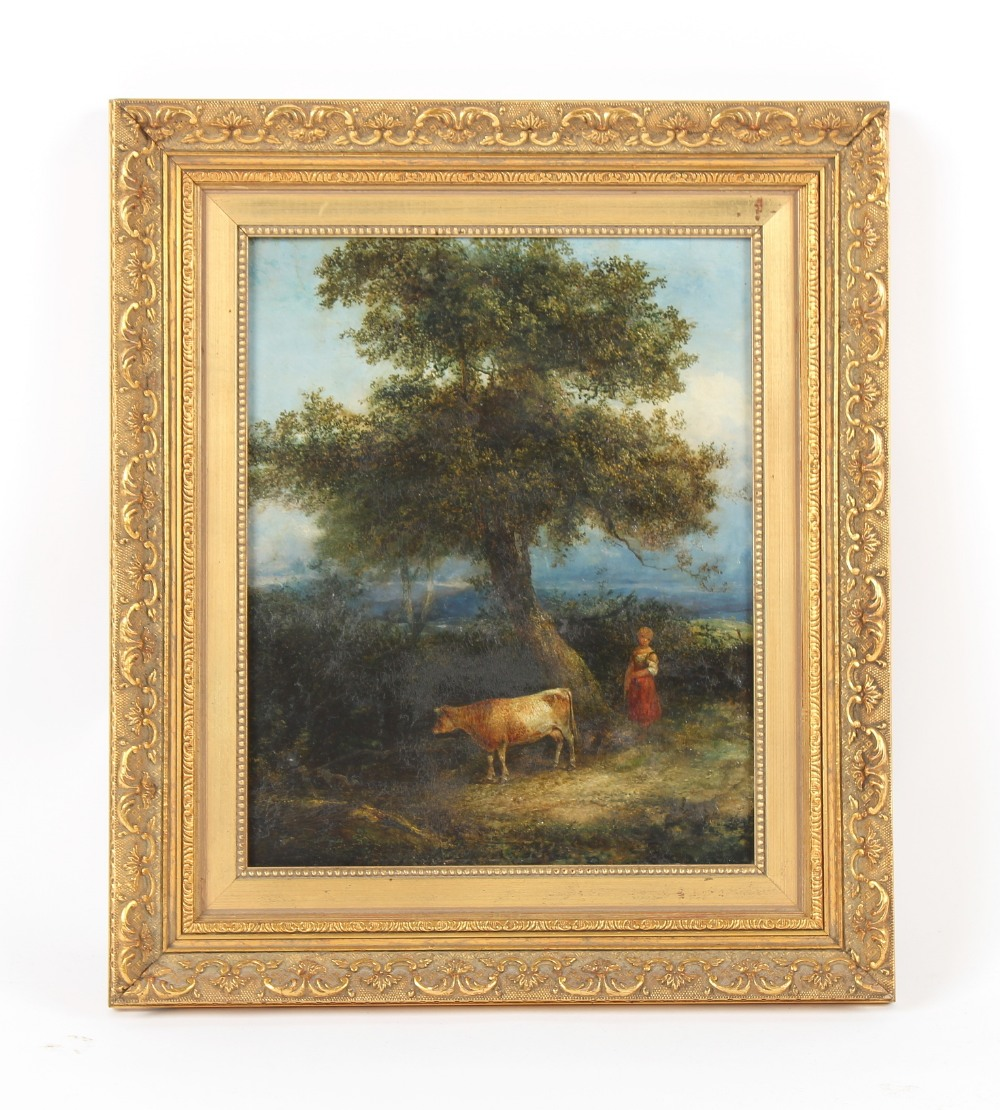 Property from the estate of the late Lady Betty Shackleton (1913-2018) - 18th century - A COW AND