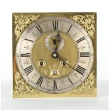 The Henry & Tricia Byrom Collection - Jasper Taylor, London, circa 1700, an 8-day hour striking