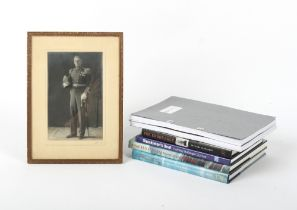 Property from the estate of the late Lady Betty Shackleton (1913-2018) - four hardback books