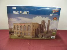An 'HO' Scale Empire Gas Works Kit By Walthers Cornerstone, unopened.