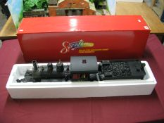 A Spectrum 'Bachmann' 1:20 Three Scale 2-8-0 Narrow Gauge Outline American Locomotive,