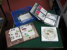 A Collection of G.B First Day Covers from 1967 - 1974, plus a few foreign covers from Australia, New