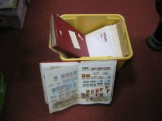 A USA Collection of Mint and Used Stamps, in stockbooks and on album pages, plus a collection of