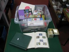 A Carton Containing a Collection of G.B First Day Covers and Presentation Packs, from 1970's to