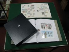 Two Albums of Mint and Mainly Used Eire Stamps, from 1922, overprints to 2012, very little