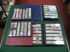 Three Good Quality Hagner Binders Filled with a Commonwealth and World Collection of Stamps,