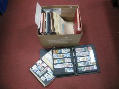 A Collection of World Stamps, in eleven binders/stockbooks and a decent collection of Germany mainly