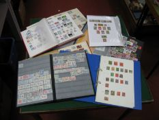 Seven Stockbooks of Commonwealth Stamps from Queen Victoria to Modern, mainly used many fine,