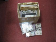 A Carton of Mainly Used Africa Stamps, mainly modern nine packets and small boxes, noted 5 part