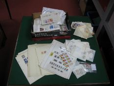 A Collection of Stamps From British Africa, mint and used includes Southern and Northern Rhodesia