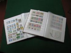 Two Stockbooks Containing a Mainly Used Collection of French and Colonies Stamps and Post Cards,