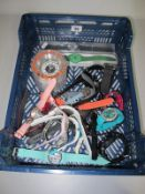 Assorted Wristwatches, including Swatch, Mercedes, Superdry, Slazenger etc :- One Tray