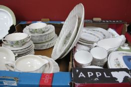Royal Doulton 'Pastorale' Dinner Ware, of approx 37 pieces and Doulton Sutherland Ware of approx