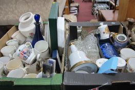 Commemorative Ware, including Aynsley bell, Caverswall, Doulton, Aynsley and other beakers,