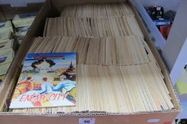 Three Hundred Plus Commando 'Mini' Comic Books, mostly in the 1300-1700 Edition range, but some