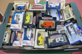 Approximately Forty Boxed Lledo/Days Gone and Oxford Diecast Vehicles.