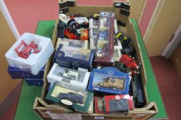 A Quantity of Modern Diecast Vehicles, by Lledo, Corgi and other , often boxed.