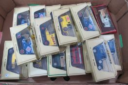 Seventeen Matchbox Model of Yesteryear, all boxed, straw boxes.