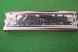 A 'OO' Scale 2-6-0 Class 5 'Crab' Locomotive and Tender, by Lima, boxed.