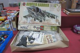 An Airfix 24th Scale Super Kit, appears unstarted, with transfers and instructions, boxed, box