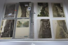 In Excess of Seventy Five Early XX Century and Later Picture Postcards, Photographs, relating to