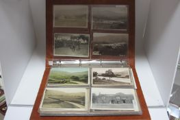 Edale - Derbyshire Approximatey One Hundred and Thirty Early XX Century and Later Picture Postcards,