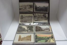 Stoney Middleton - Derbyshire Approximately Sixty Five Early XX Century and Later Picture Postcards,