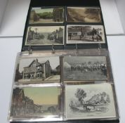 Castleton - Derbyshire, In Excess of Sixty Five Early XX Century and Later Picture Postcards, to