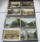 Matlock Bath - Derbyshire, In Excess of One Hundred Early XX Century and Later Picture Postcards,