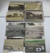 Castleton - Derbyshire, In Excess of Fifty Early XX Century and Later Picture Postcards, to