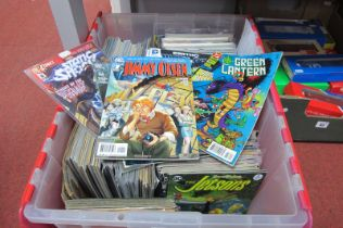 Over Four Hundred DC/Marvel and Similar Comics, all modern including X-Factor, Excalibur, Scapled,