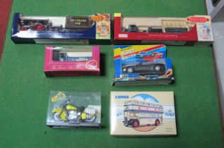 A Small Quantity of Modern Diecast, boxed.
