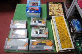 A Quantity of Corgi Classics, mainly Ford Model T, both individual and in sets including 'Ford' set,