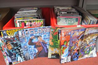 Over Five Hundred DC/Marvel and Similar Comics, all modern including The Ultimates, X-Factor, The